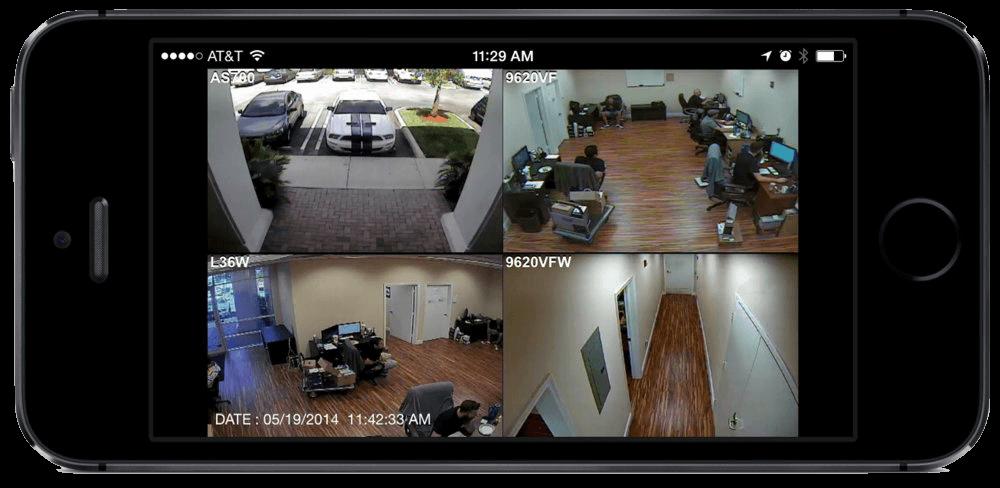 security camera app